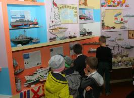 Екскурсія в музеї СЮТ